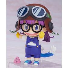 Nendoroid Arale Norimaki: Cat Ears Ver. & Gatchan